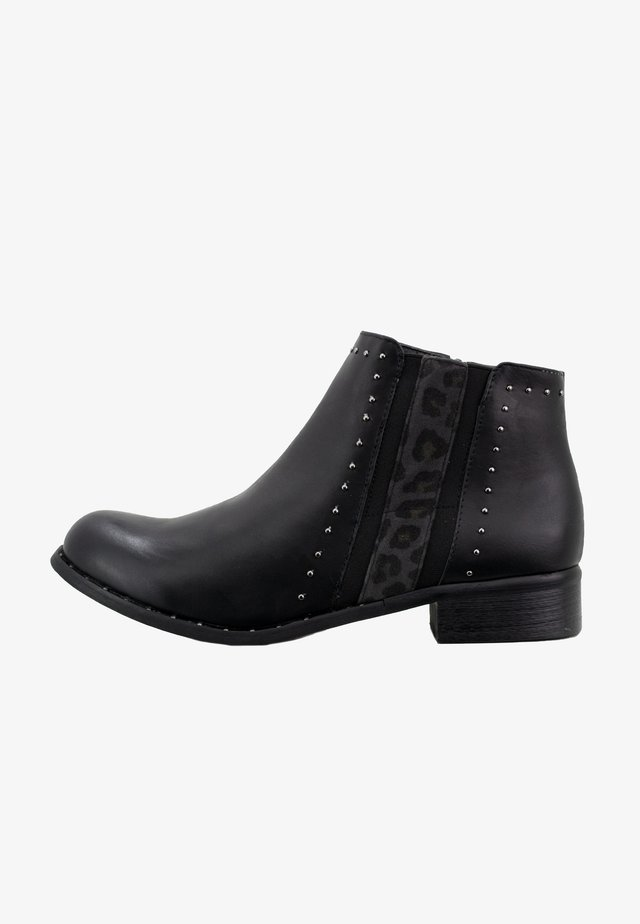 AYA - Classic ankle boots - schwarz