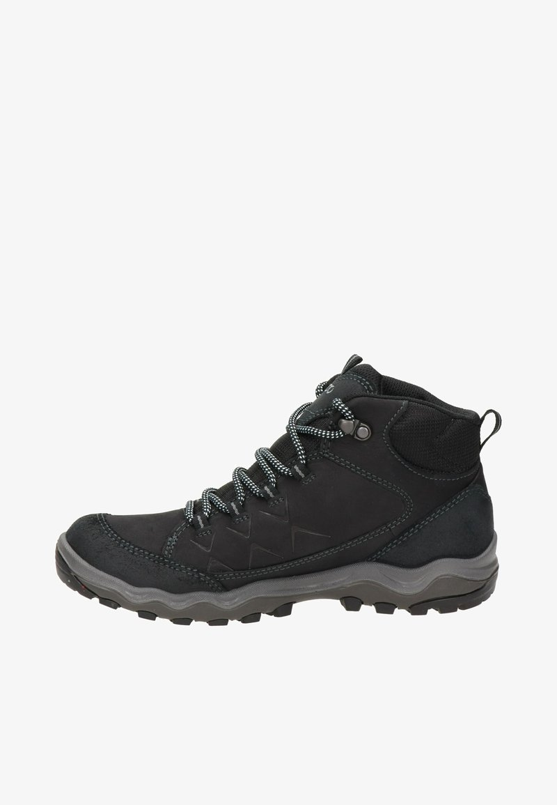 ECCO - Lace-up ankle boots - zwart