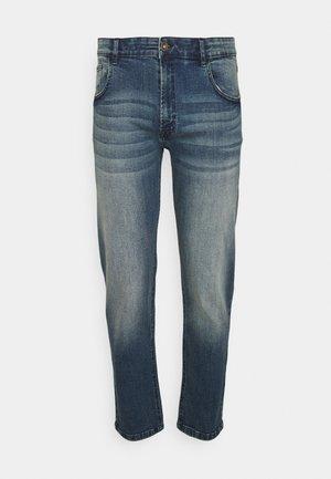 COPENHAGEN PLUS - Straight leg jeans - mining blue