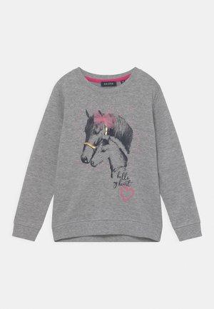 KIDS GIRLS - Sweatshirt - mittelgrau