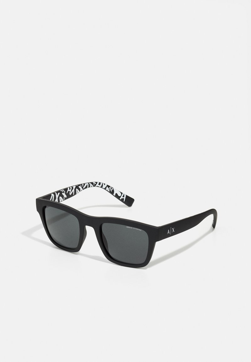 Armani Exchange - Sunglasses - black/white