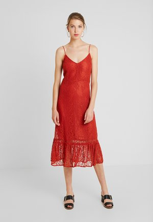 VILICHY DRESS - Iltapuku - ketchup