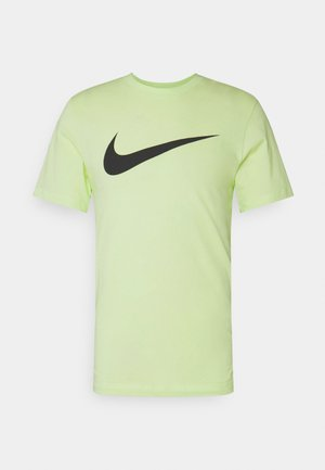 TEE ICON - T-shirt med print - light liquid lime