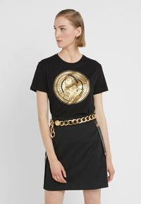 Versace Jeans Couture - T-shirt print - nero - 1
