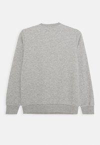 adidas Originals - TREFOIL CREW - Sweater - medium grey heather