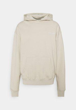 LOGO HOODIE UNISEX - Sweatshirt - whisper white