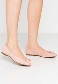Tamaris - Ballet pumps - rose - 0