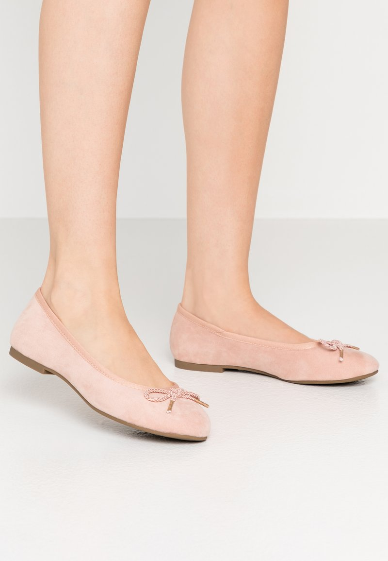 Tamaris - Ballet pumps - rose