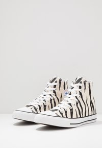 Converse - CHUCK TAYLOR ALL STAR - High-top trainers - black/white - 2