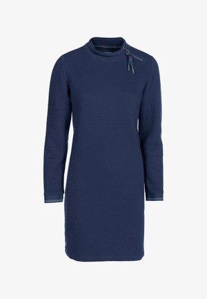 KURZ - Day dress - dunkelblau