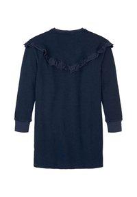 TOM TAILOR - Jumper dress - dress blue|blue - 1