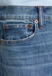 J.CREW - Slim fit jeans - tinted medium indigo wash - 3