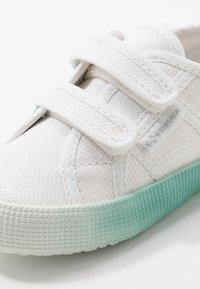 Superga - 2750 - Trainers - white/blue/light crystal - 2