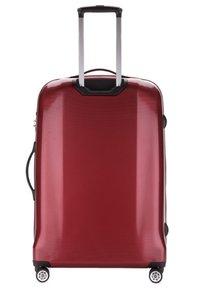 Wittchen - GROSSER KOFFER - Wheeled suitcase - bordeaux - 1