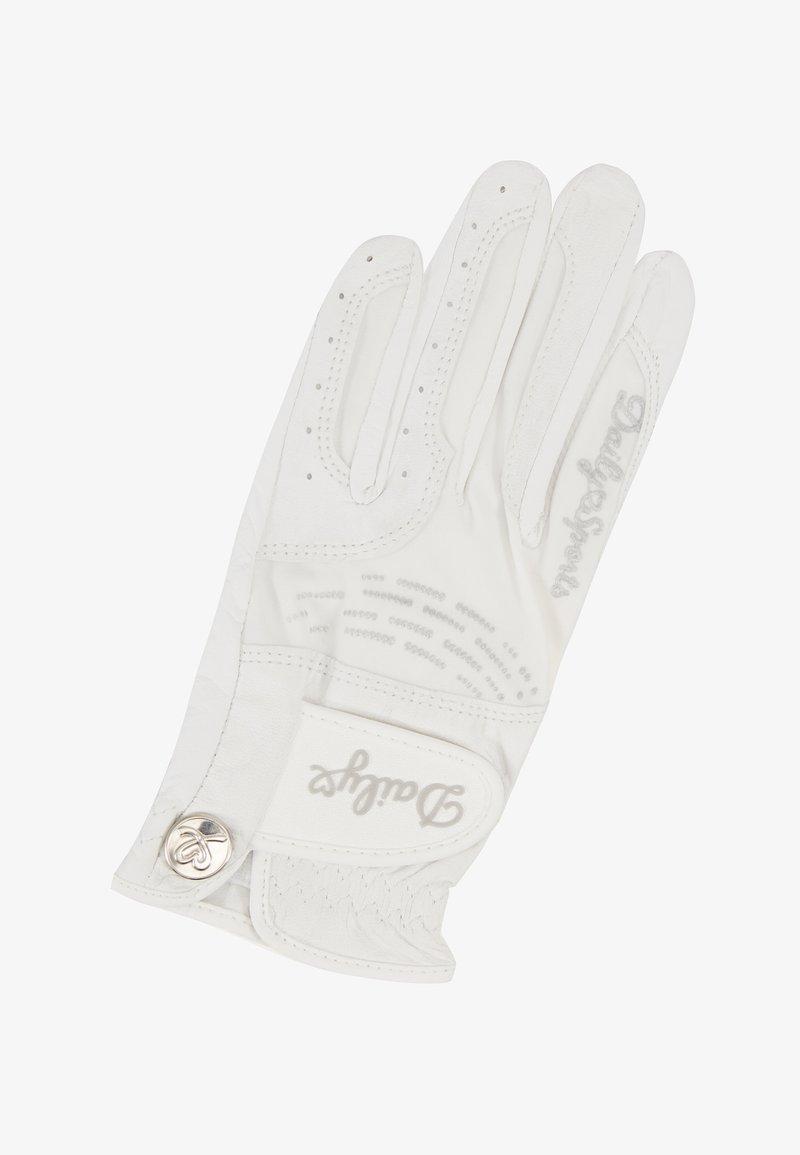 Daily Sports - GLOVE - Rękawiczki pięciopalcowe - white