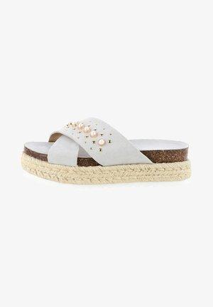 PALMIRRA - Pantofle - grey
