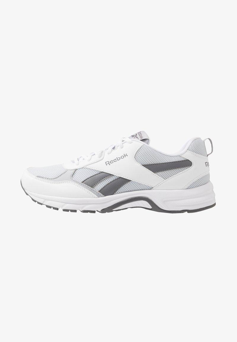 Reebok - PHEEHAN - Obuwie do biegania treningowe - white/grey/cold grey