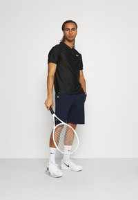 Lacoste Sport - SHORT - Sports shorts - navy blue/black - 1