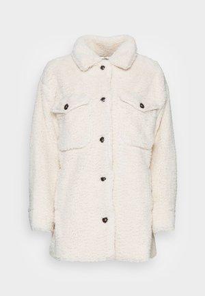 COAT SHORT - Short coat - off white