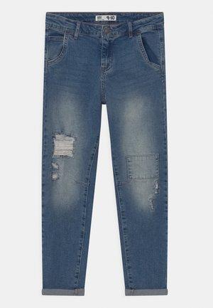 MINI  - Straight leg jeans - bondi mid blue