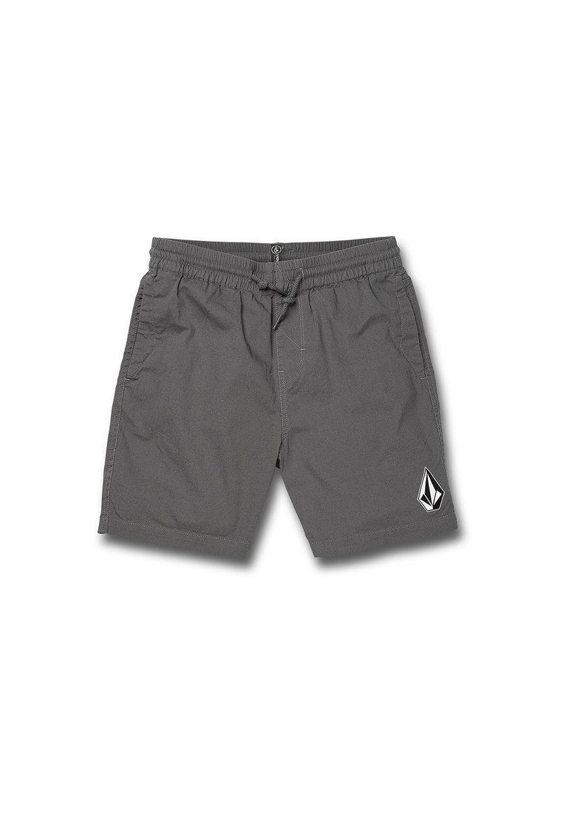 Volcom - DEADLY STONES - GRIS - Shorts - grey