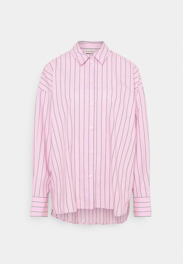 ELASIS - Button-down blouse - rose pink