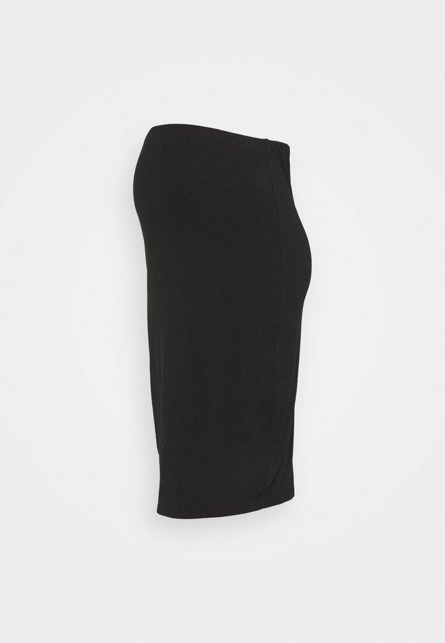 PATSY PRINT  - Falda de tubo - black