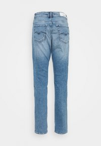 Replay - MARTY PANTS - Relaxed fit jeans - light blue - 1