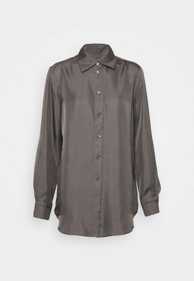 JENNIE - Camisa - green grey