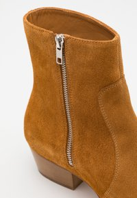 Everyday Hero - ZIMMERMAN ZIP BOOT - Classic ankle boots - tabacco road - 5