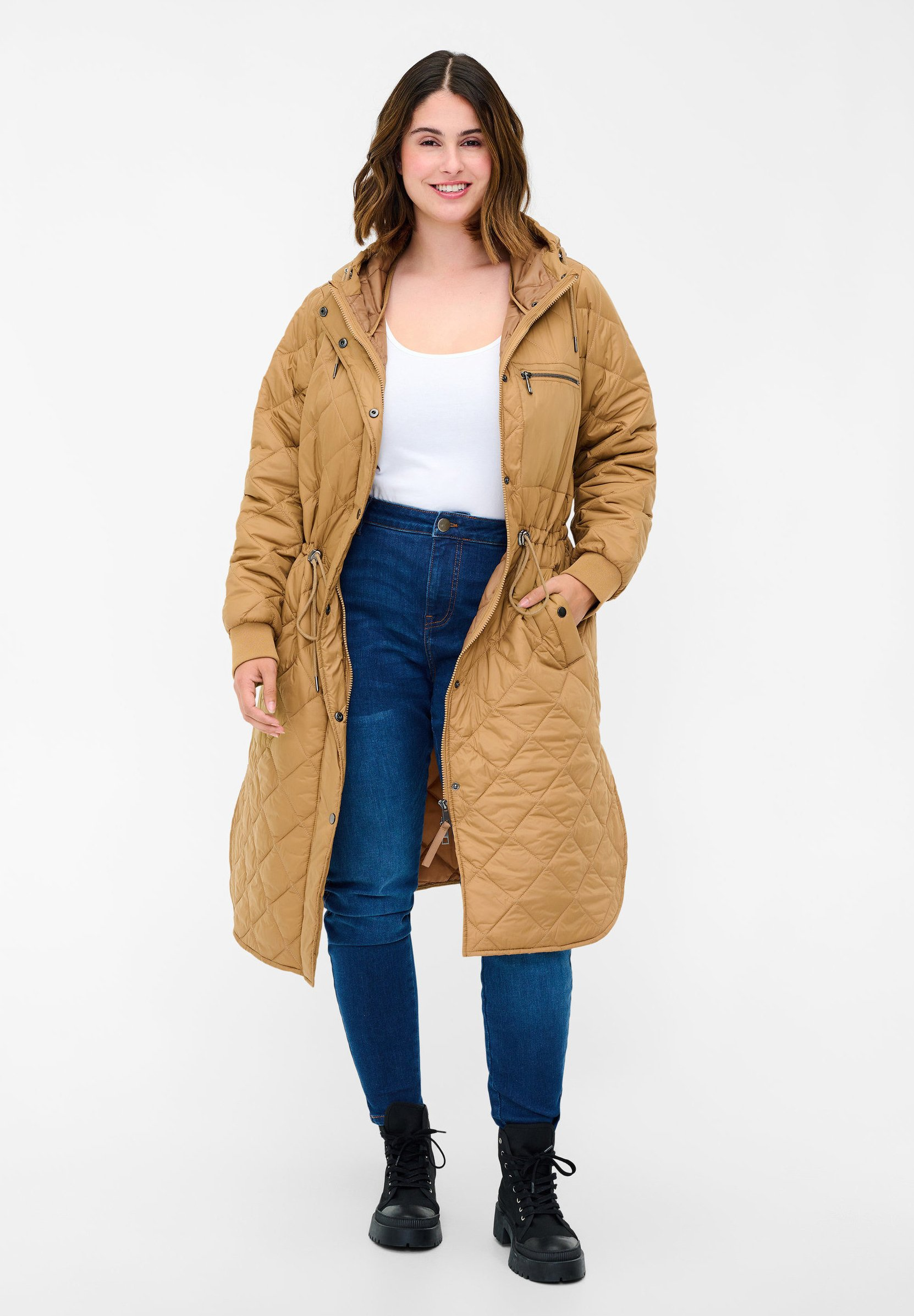 Donna MIT KAPUZE - Cappotto invernale