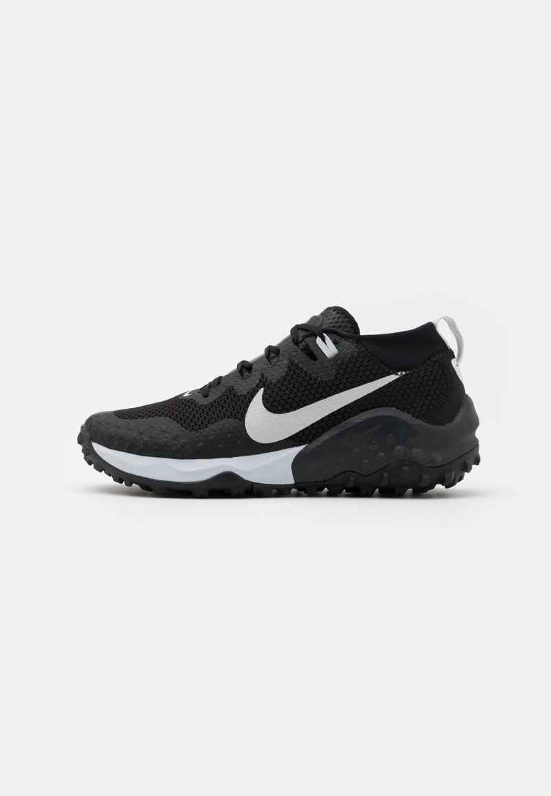 Nike Performance - WILDHORSE 7 - Løpesko for mark - black/pure platinum/anthracite