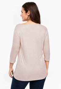 Triangle - MIT WASSERFALL - Long sleeved top - beige - 2