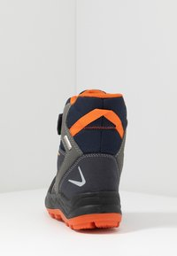 Lurchi - KALINO SYMPATEX - Lace-up ankle boots - atlantic/orange - 3