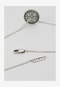 Icon Brand - VASCO PENDANT - Necklace - silver-coloured - 1