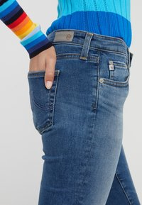 AG Jeans - LEGGING ANKLE - Jeans Skinny Fit - blue denim - 5