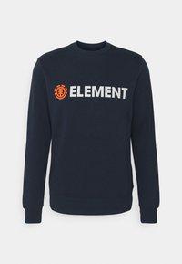 Element - BLAZIN CREW - Sweatshirt - eclipse navy - 0