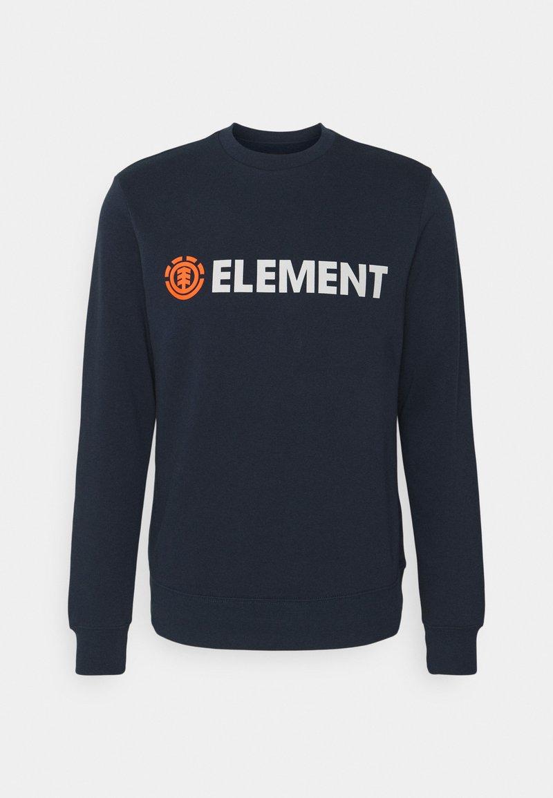 Element - BLAZIN CREW - Sweatshirt - eclipse navy