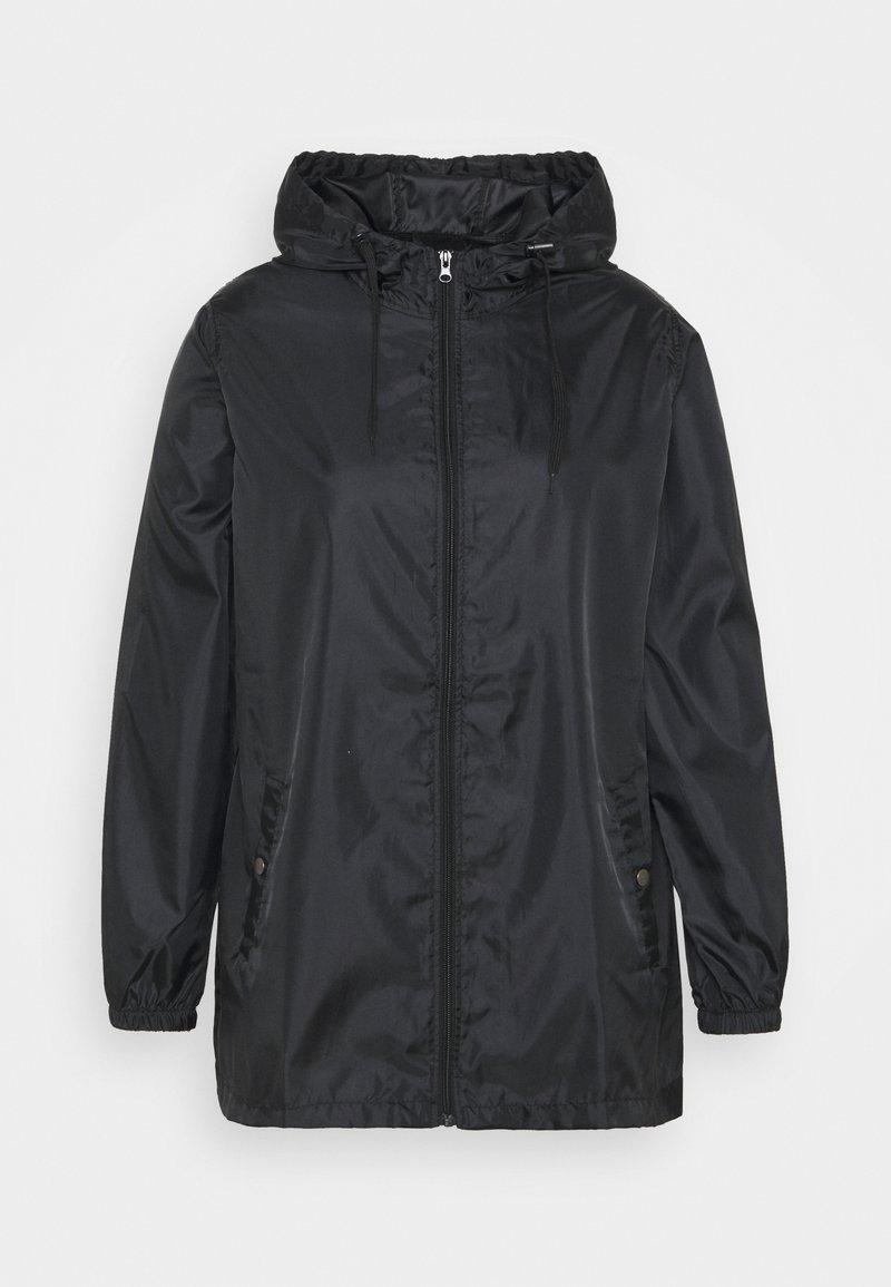CAPSULE by Simply Be - Summer jacket - black