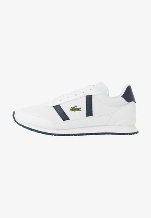 PARTNER  - Trainers - white/navy