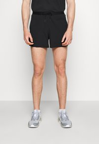 Nike Performance - FLEX - Pantaloncini sportivi - black/silver - 0