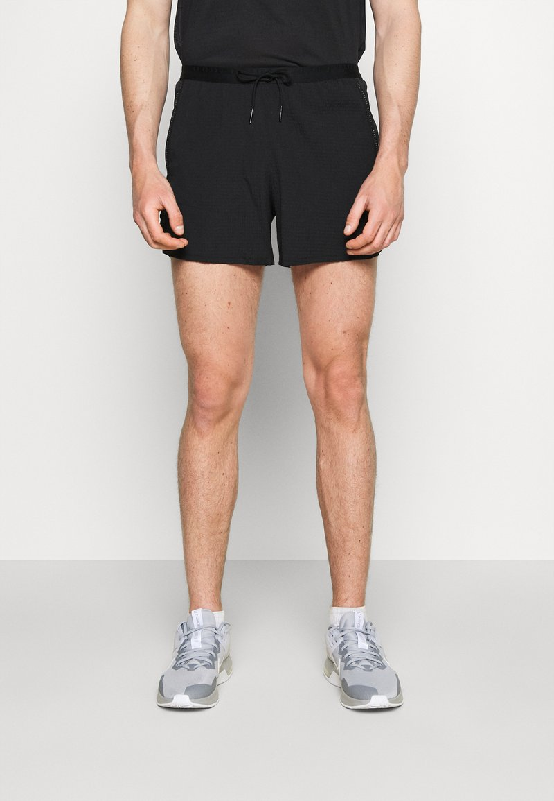 Nike Performance - FLEX - Pantaloncini sportivi - black/silver