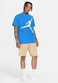 Jordan - JUMPMAN AIR - Print T-shirt - azur - 1