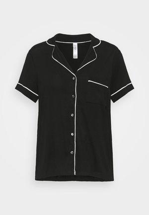 CISSI - Pyjamashirt - black