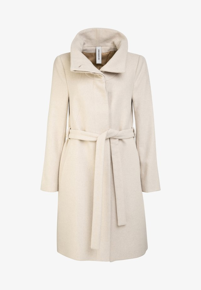 CAVERS - Classic coat - brown