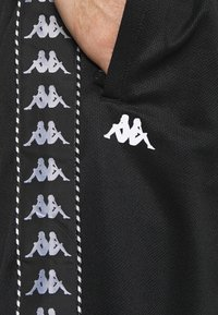 Kappa - IVAYLO - Tracksuit bottoms - black - 5