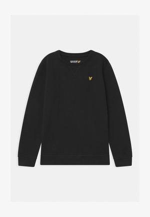 CLASSIC CREW NECK  - Sweater - true black