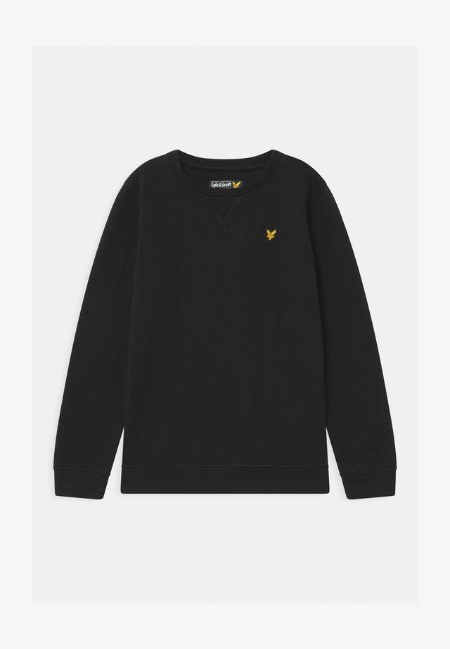CLASSIC CREW NECK  - Sweatshirt - true black