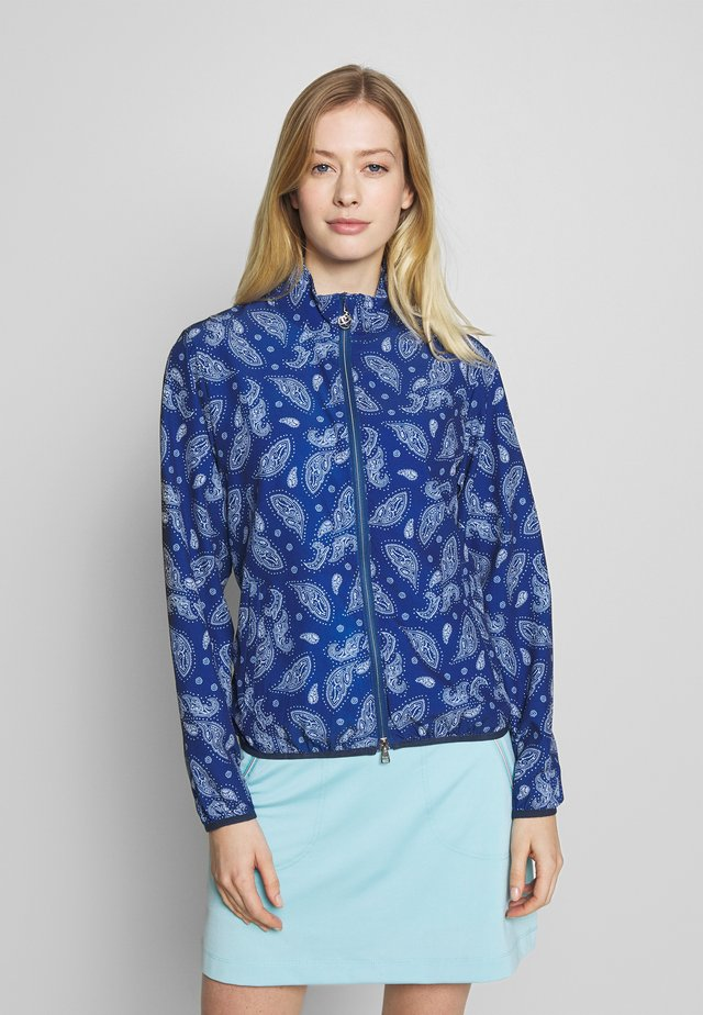 PAMMY JACKET - Verryttelytakki - night blue