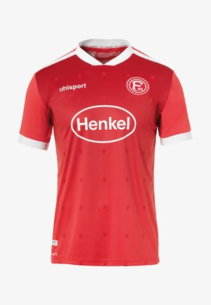NATIONAL FORTUNA DÜSSELDORF - National team wear - rot